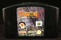 Nintendo 64 (N64): Turok 2: Seeds of Evil - Cart Only